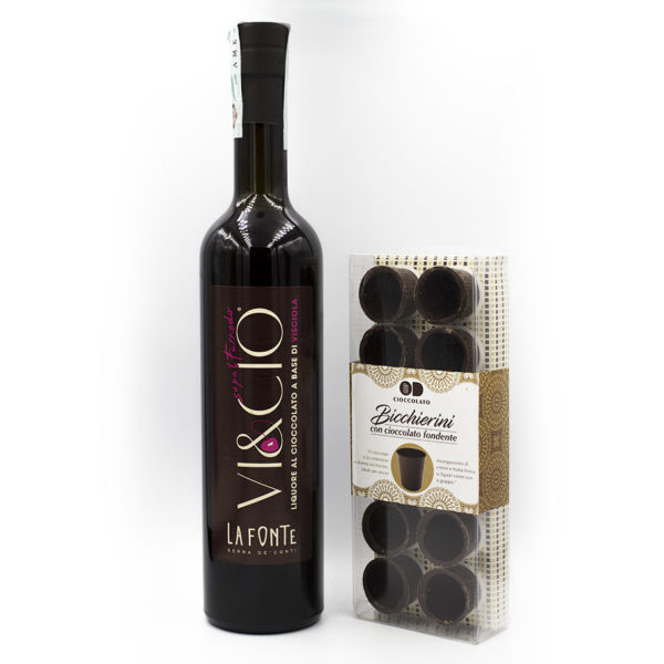 Liquore Cioccolato Bicchierini